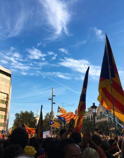 Rétrospective 2017 : notre première année complète à Barcelone Octobre