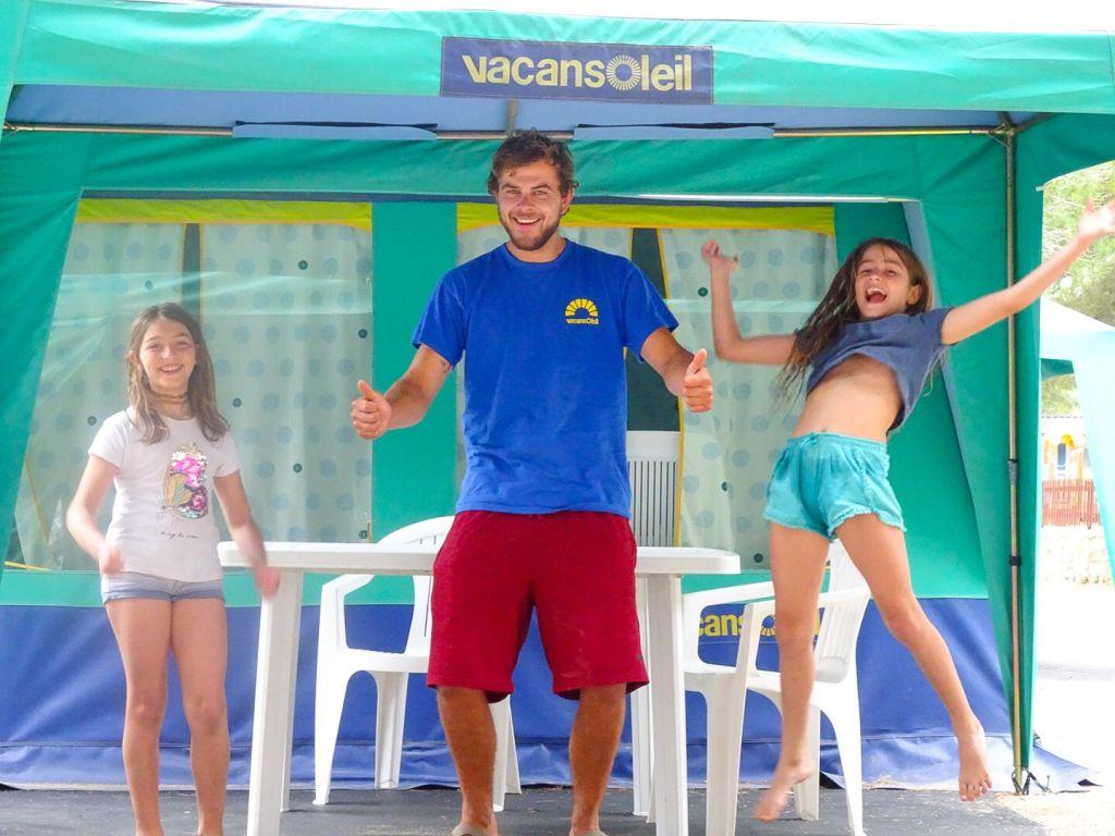 Escapade Costa Dorada : Camping Las Palmeras