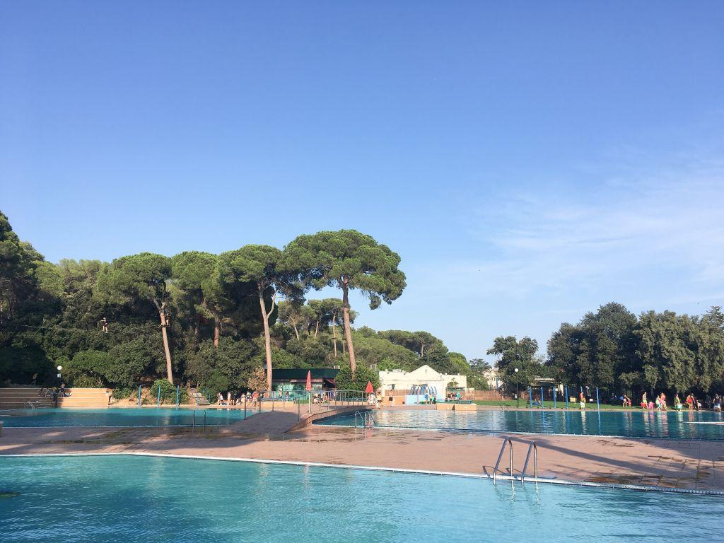 Journée piscine et barbecue au Bosc Tancat