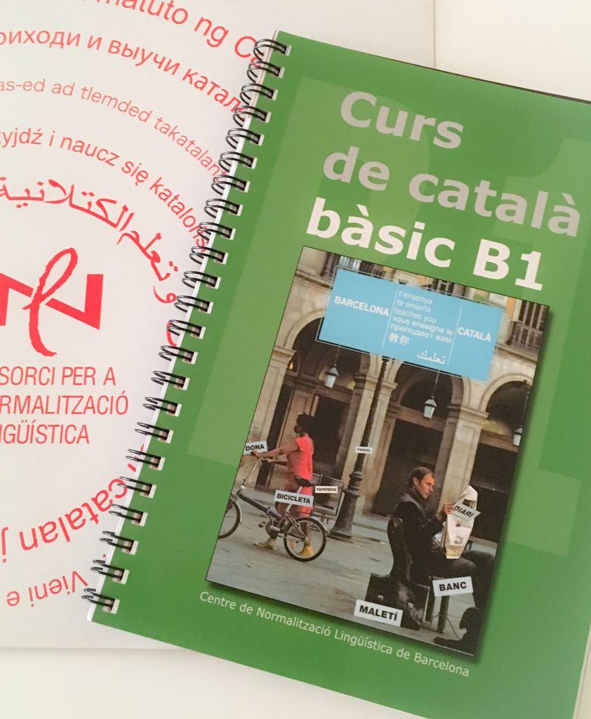 Prendre des cours de Catalan