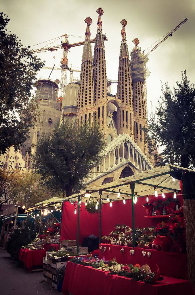 Noël à Barcelone