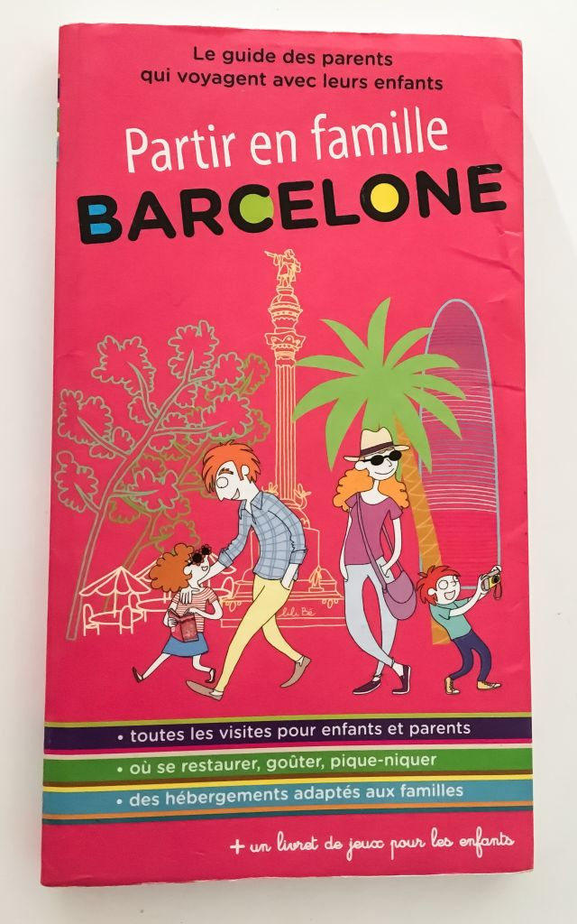 Guide Barcelone