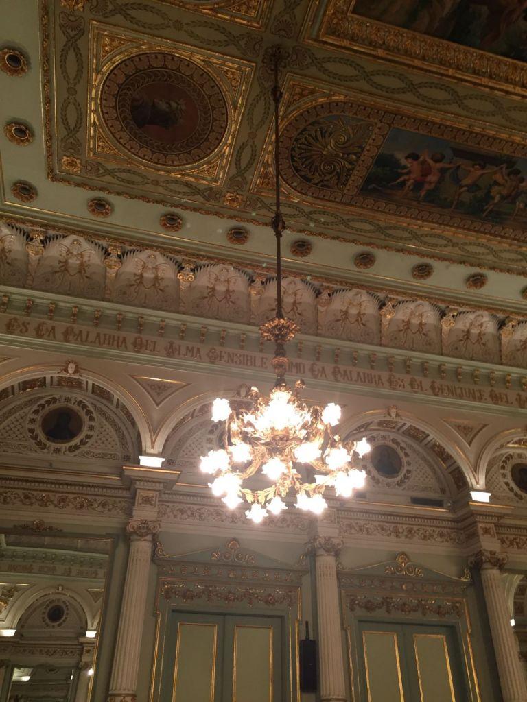 Le théâtre du Liceu