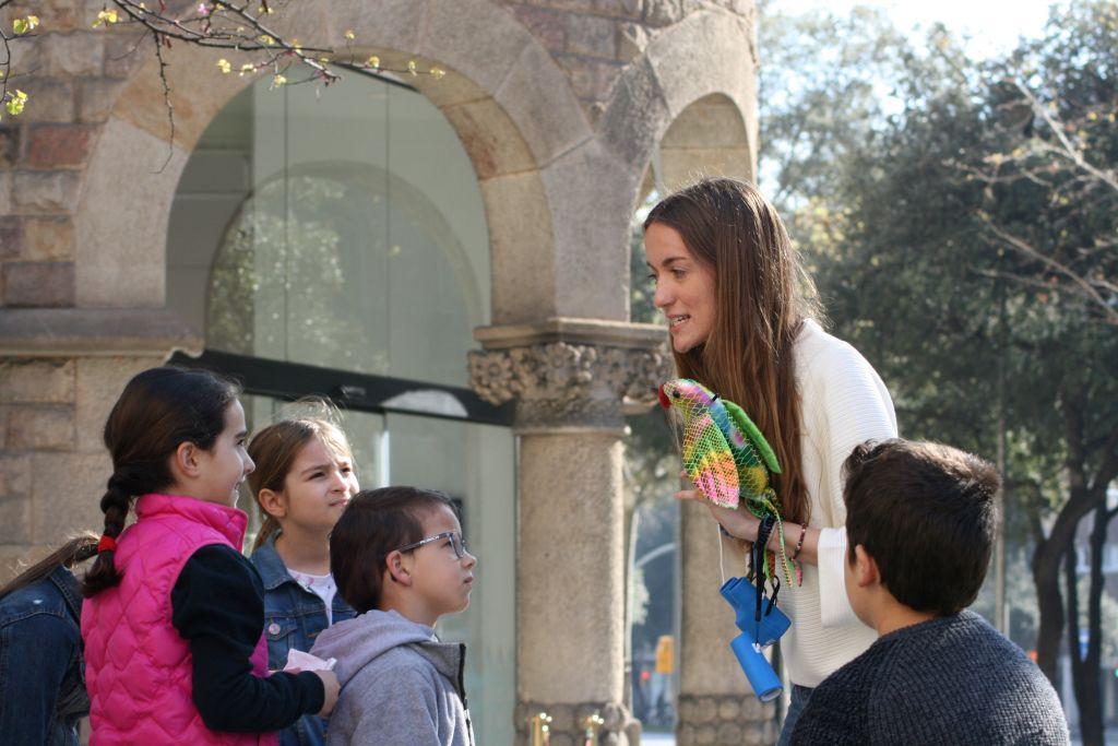 Visiter Barcelone en famille avec Barcelona Wink
