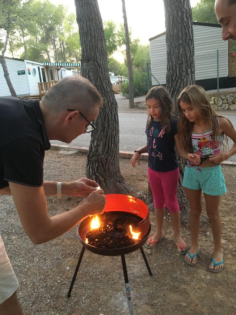 Glamping à Vilanova i Geltrù en famille