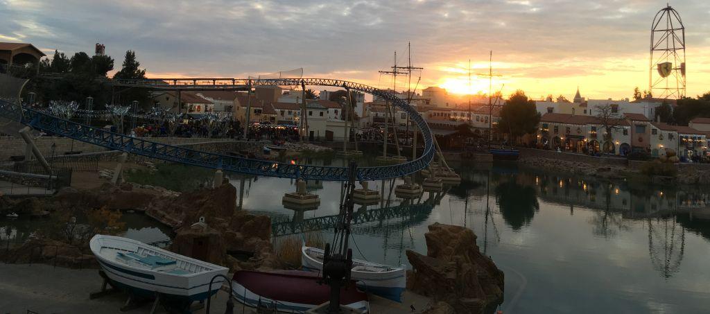 Notre cadeau expérience : Noël à PortAventura