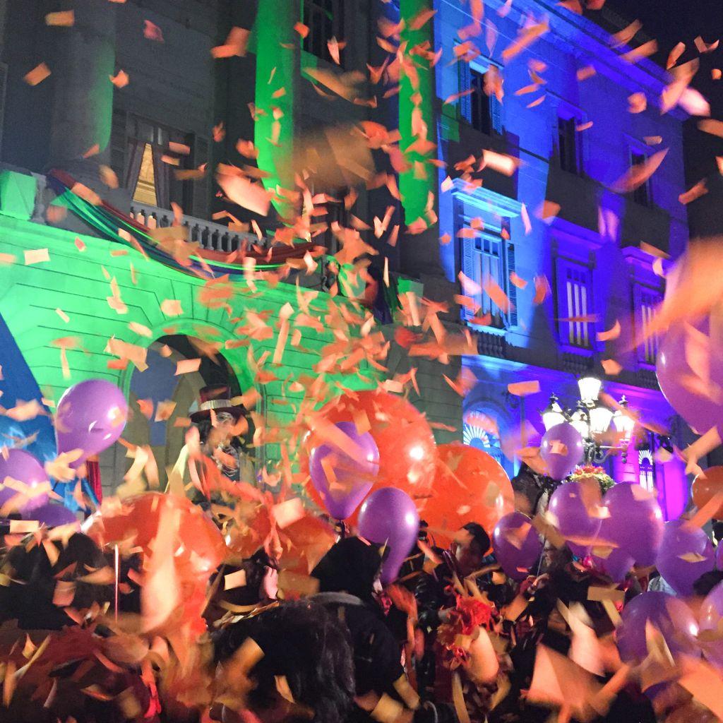 Carnaval 2018 à Barcelone