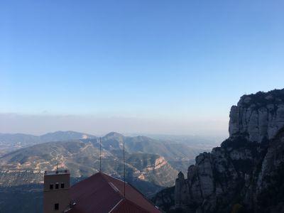 Escapade en famille à Montserrat