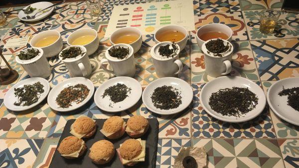 À la découverte du thé avec Valentine de Libertea