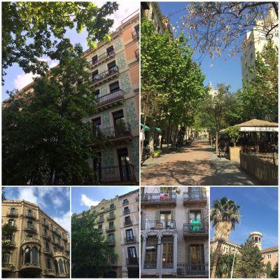Ma Barcelone en bref