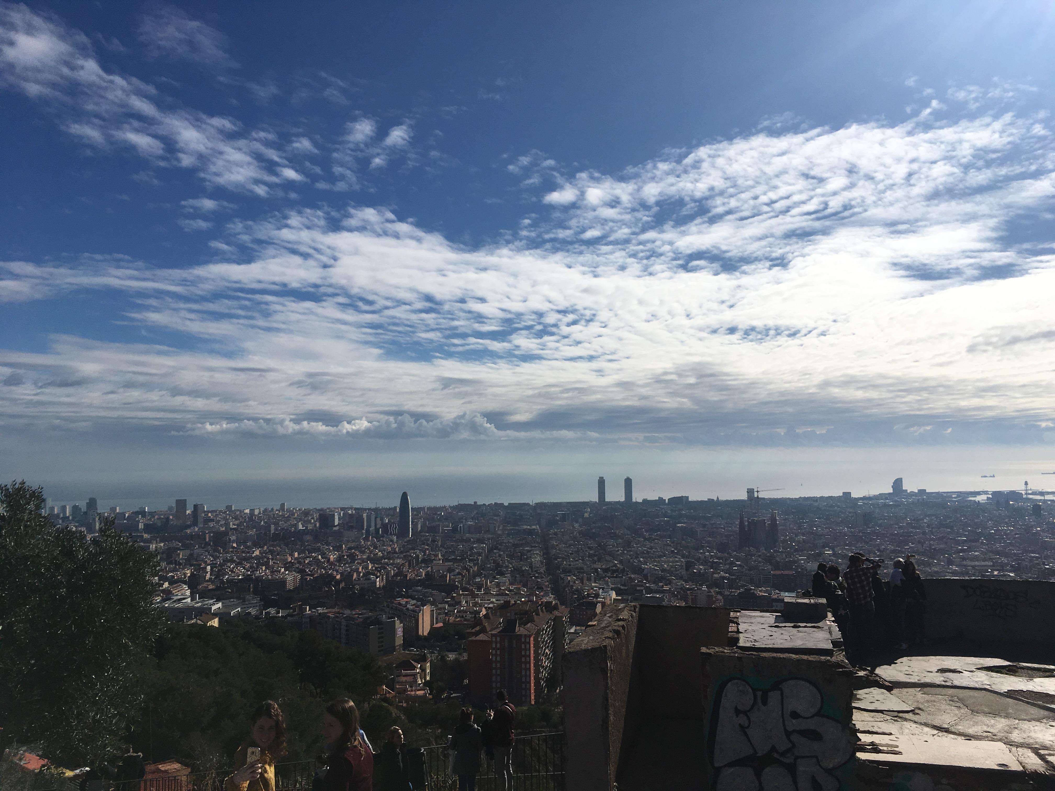 Randonnée sur les sommets de Barcelone avec Barcelona Autrement