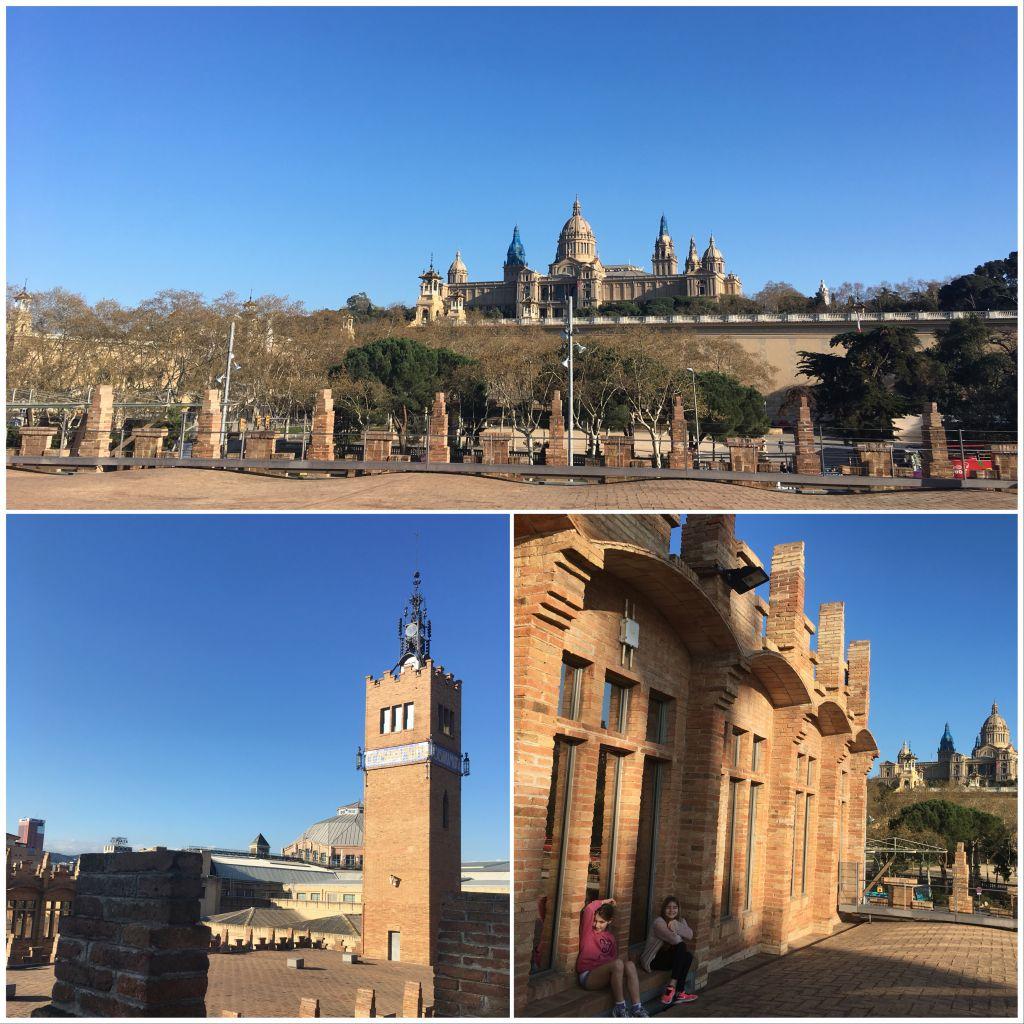 Expo Disney à Barcelone
