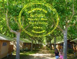 Costa Brava : glamping au Mas Sant Josep