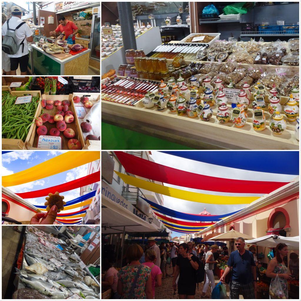 Les jolis villages d'Algarve : Monchique, Loulé...