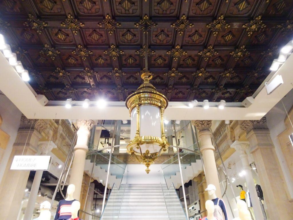 Shopping et architecture à Barcelone