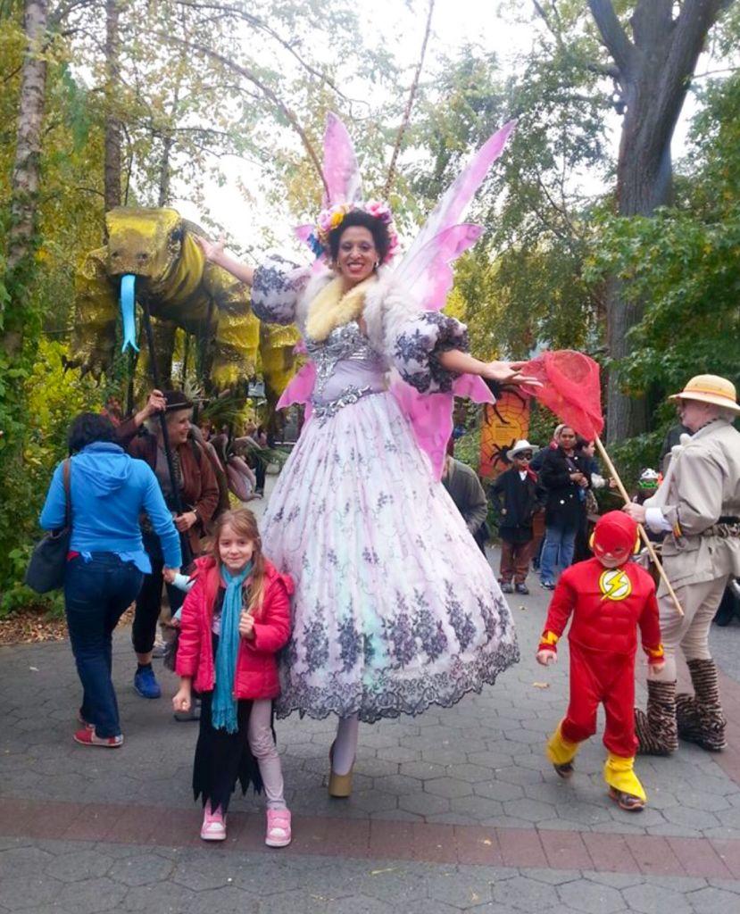 Halloween à New-York en famille
