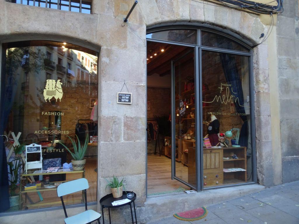 Idées cadeaux éco-responsable à Barcelone.