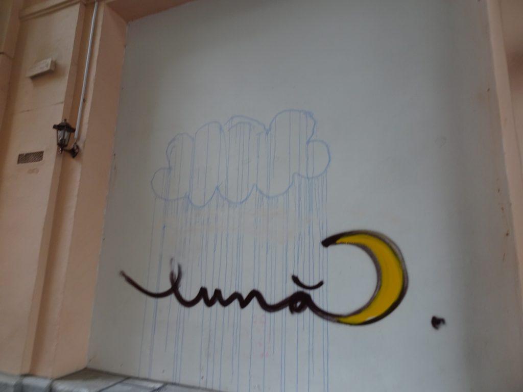 Street art Bucarest