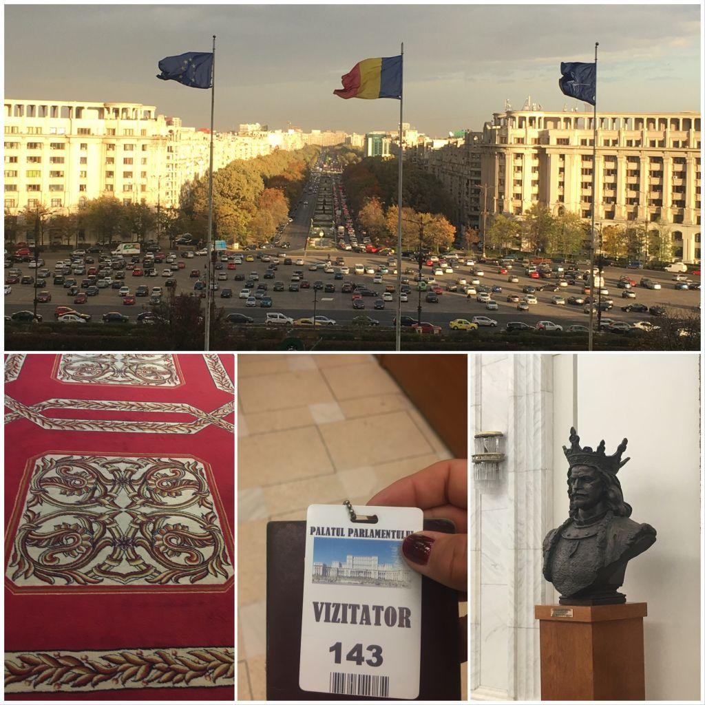 Roumanie : Bucarest mes incontournables.