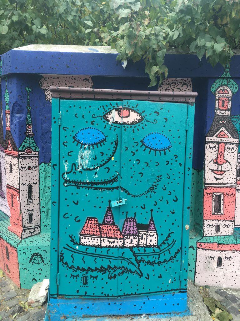 Street art poétique