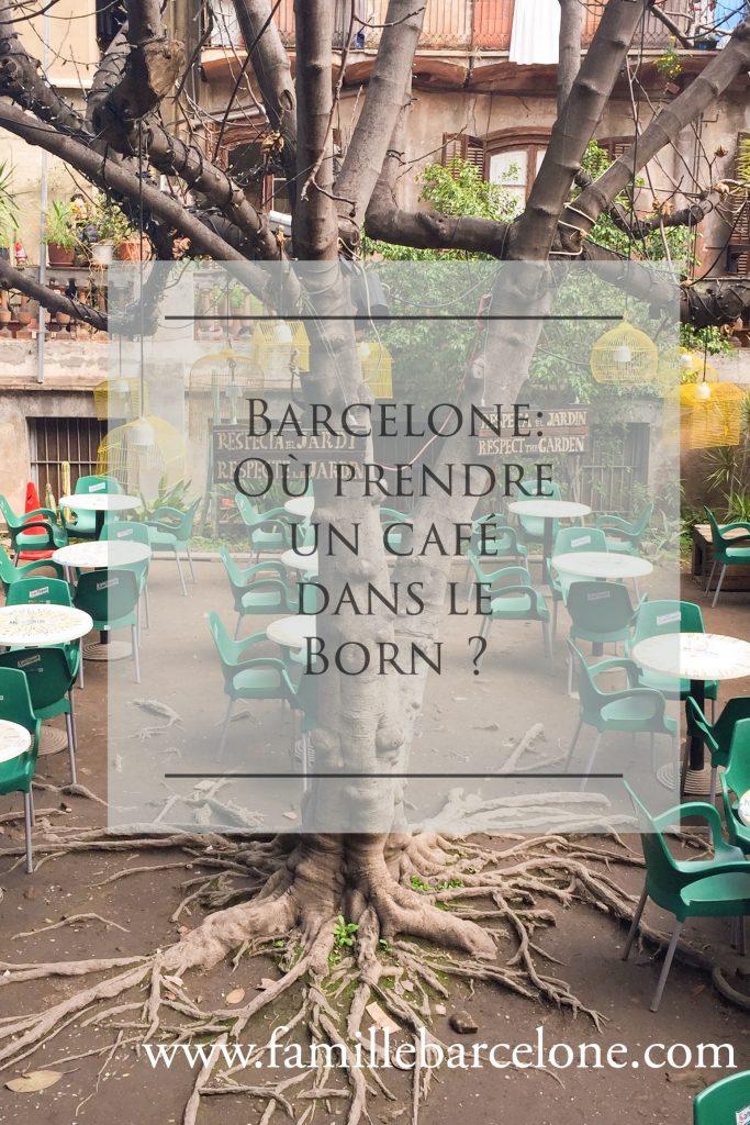 Où prendre un café dans le Born ?