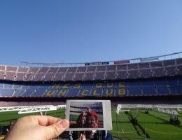 Visiter le Camp Nou en français