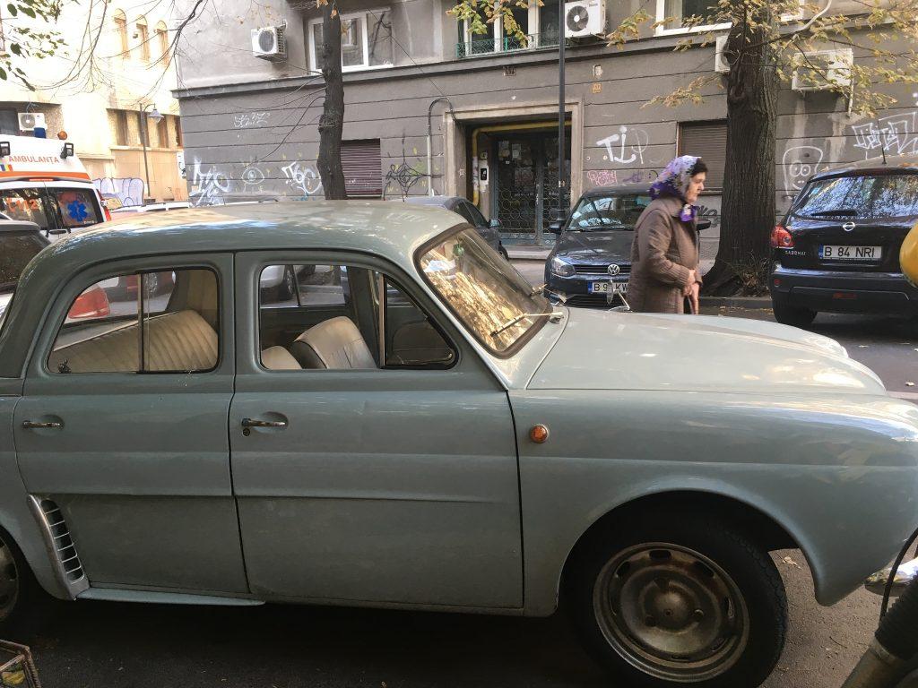 Bucarest communiste