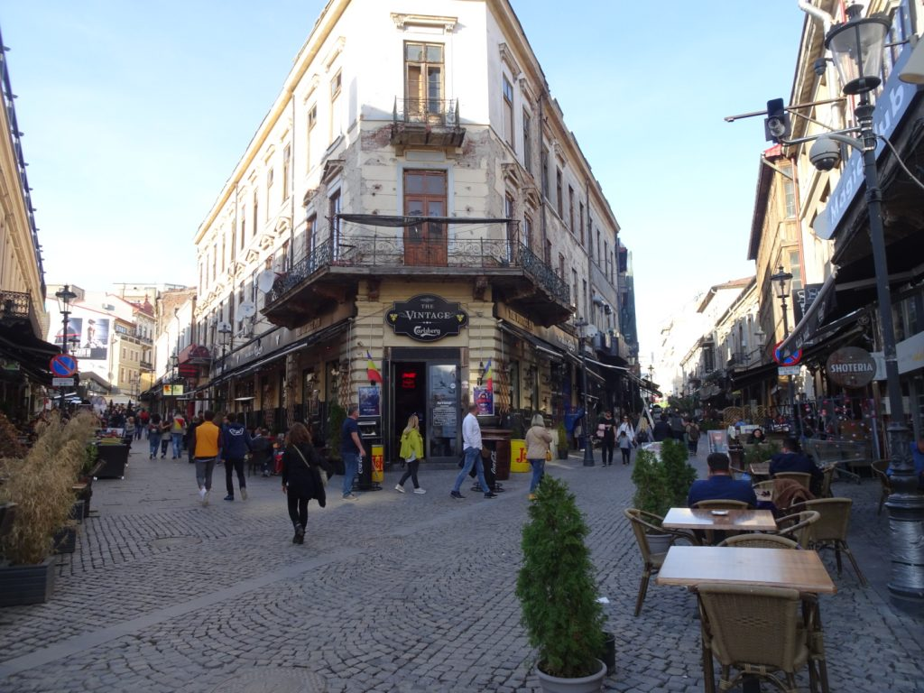 Roumanie : pourquoi aller à Bucarest ?