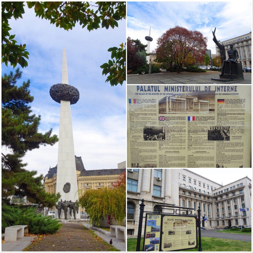 Bucarest 1989-2019