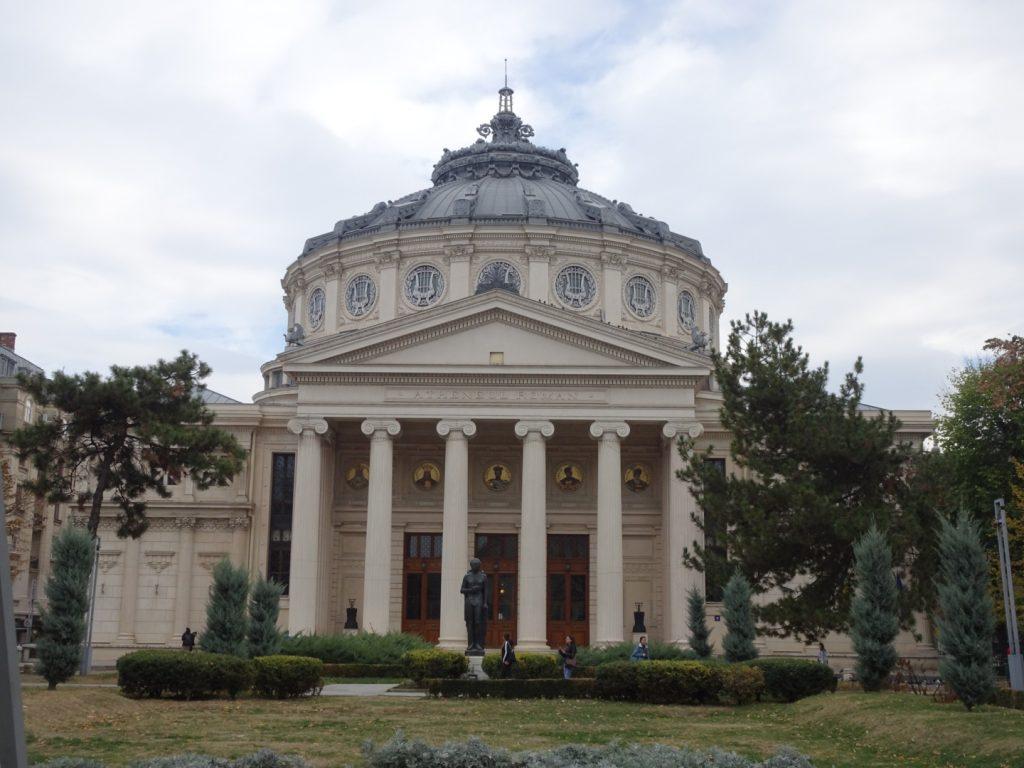 Bucarest: Athénée Roumain