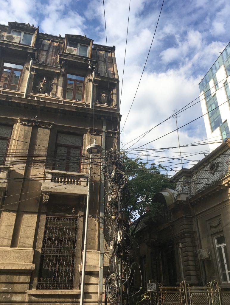 Bucarest curiosité