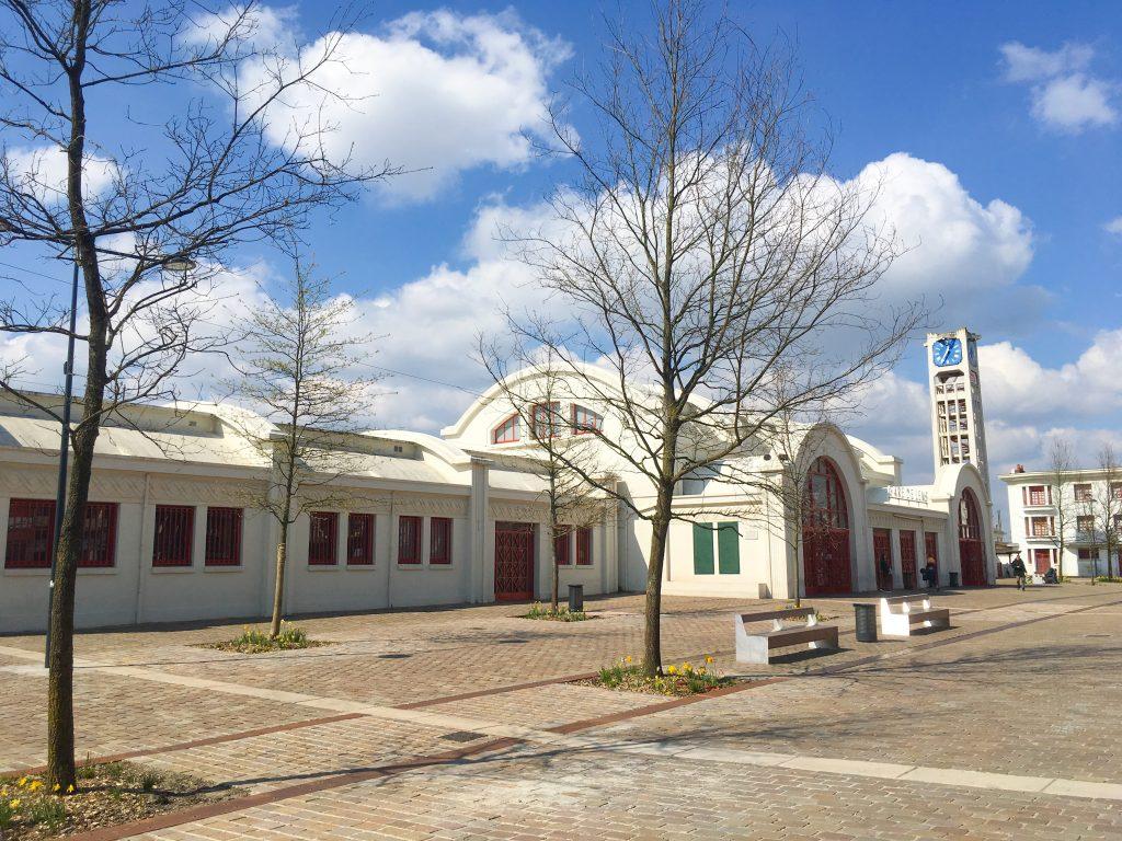 Bollaert Trip : Gare de Lens