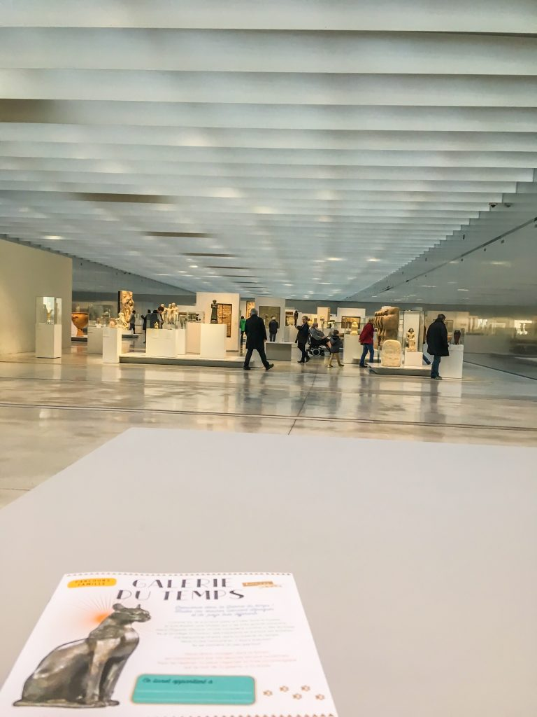 Escapade autour du Louvre Lens