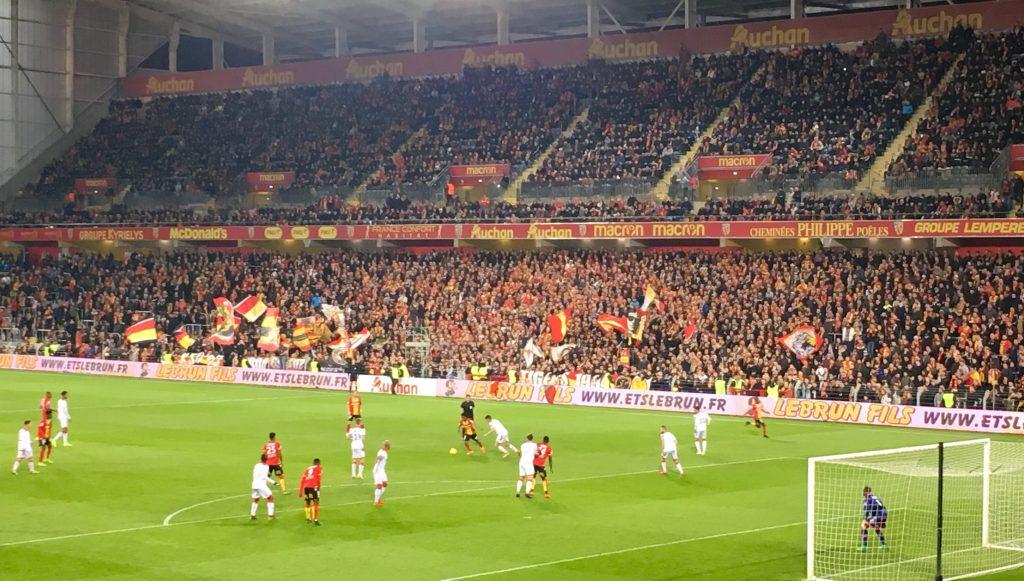 Stade Bollaert ambiance