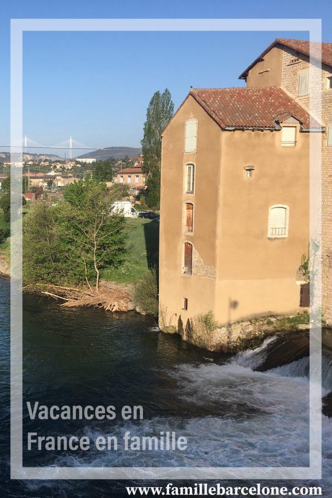 Vacances d'été en France- Aveyron
