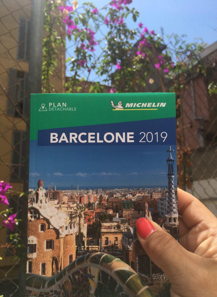 Guide vert Michelin Barcelone