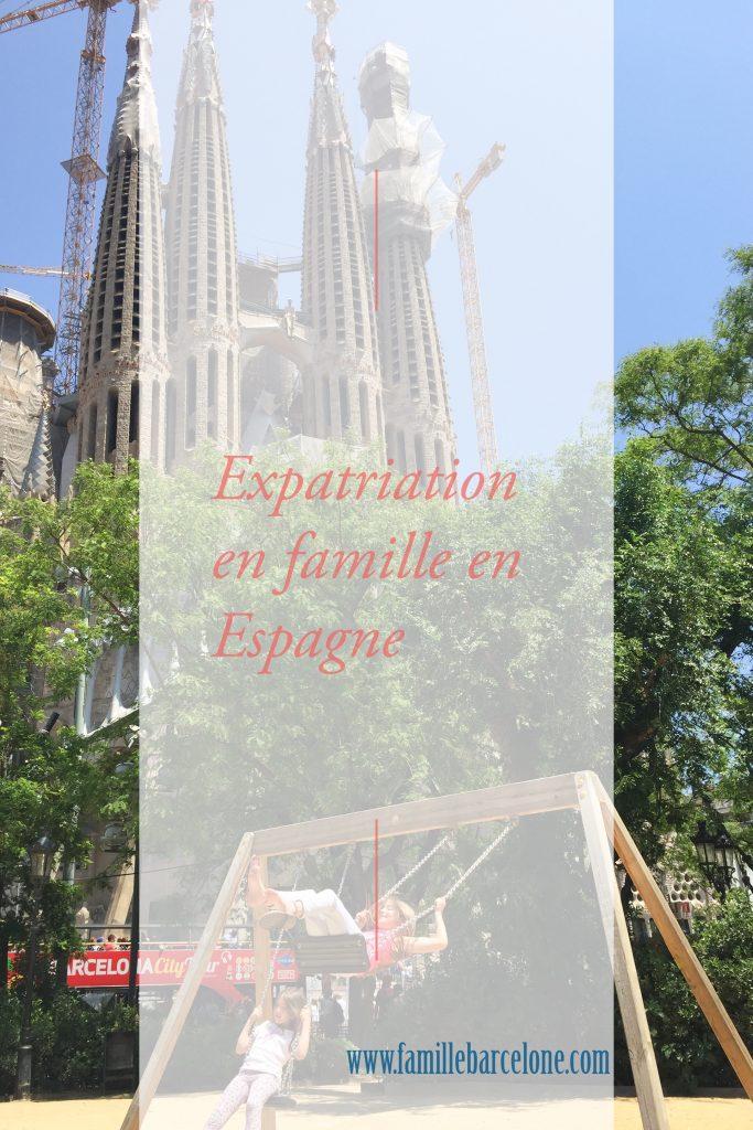 Expatriation en famille en Espagne