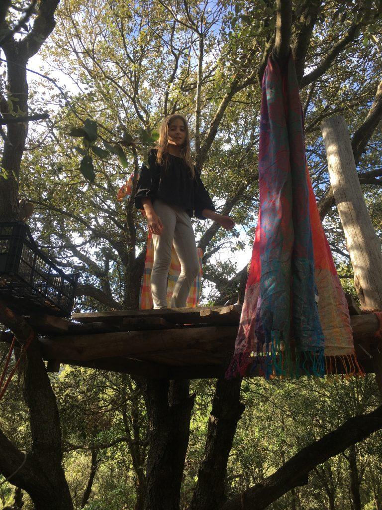 Construire des cabanes dans les arbres