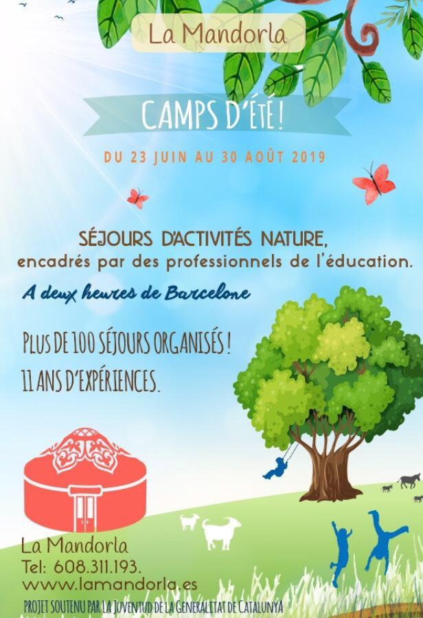 Camps d'été à La Mandorla
