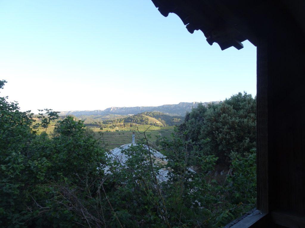 Vue sur le Montsant
