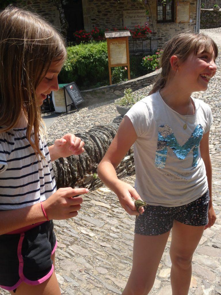 Aveyron en famille - Brasserie chez Anna à Belcastel