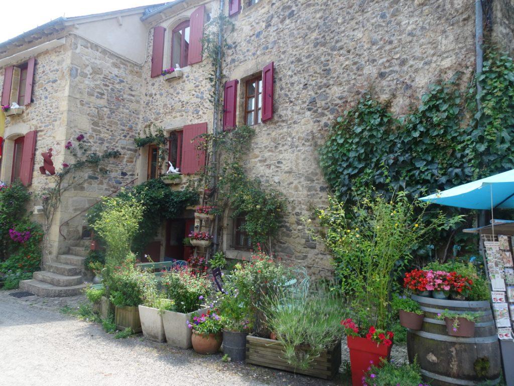 Aveyron en famille Sainte-Eulalie-d'Olt
