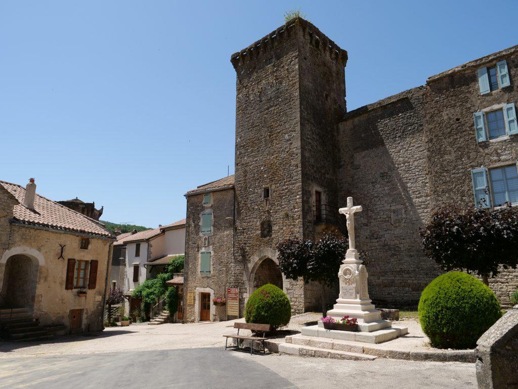 Sainte Eulalie de Cernon