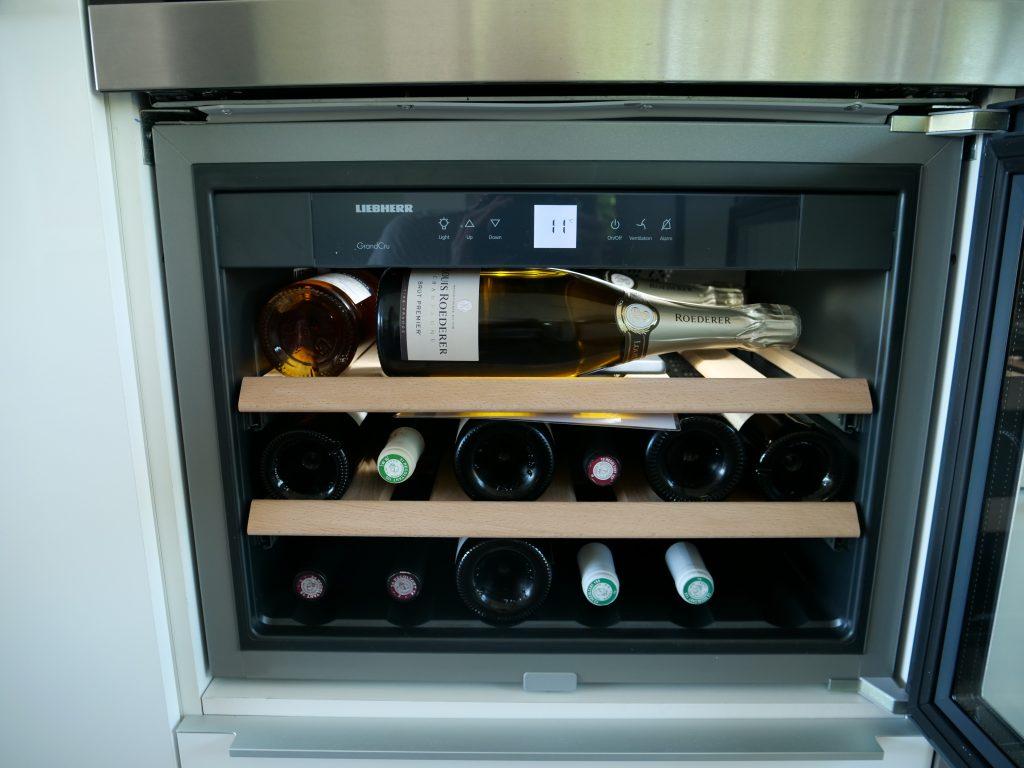 Aveyron en famille Cave à vins