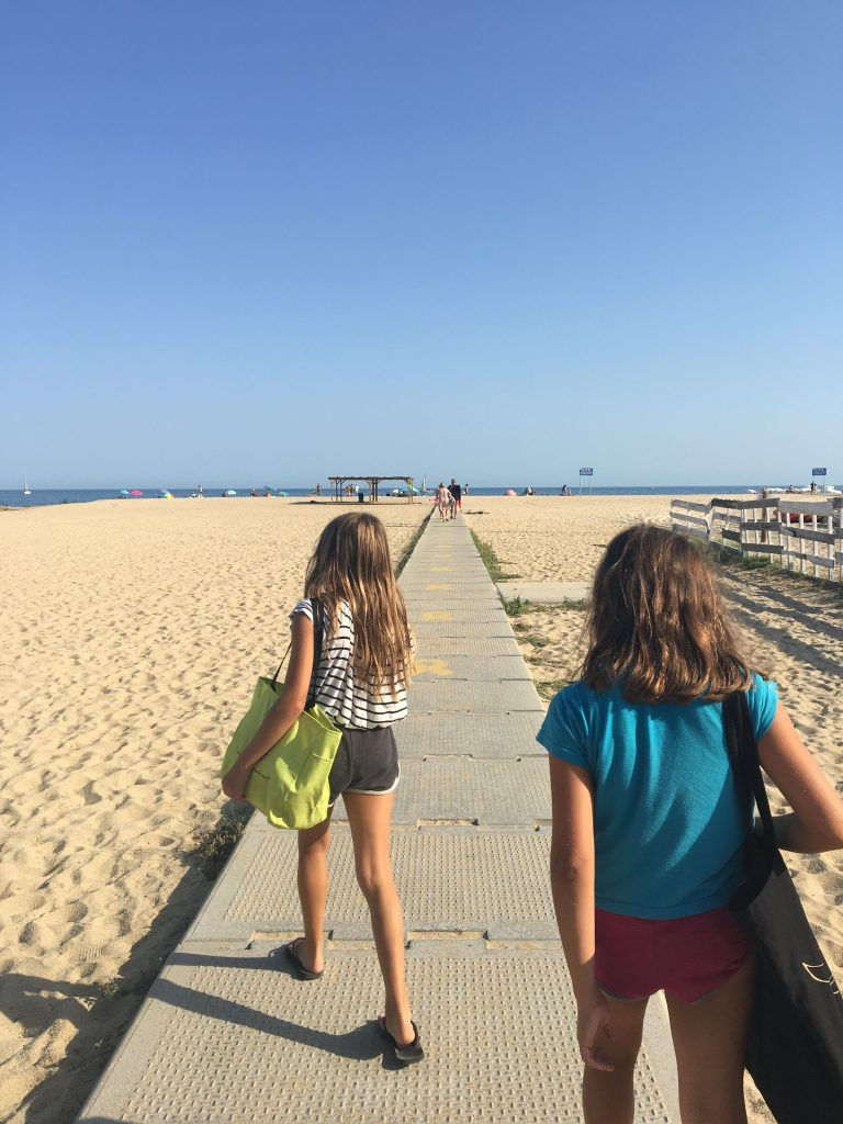 Costa Maresme : à la découverte d' El Masnou. Côté plage