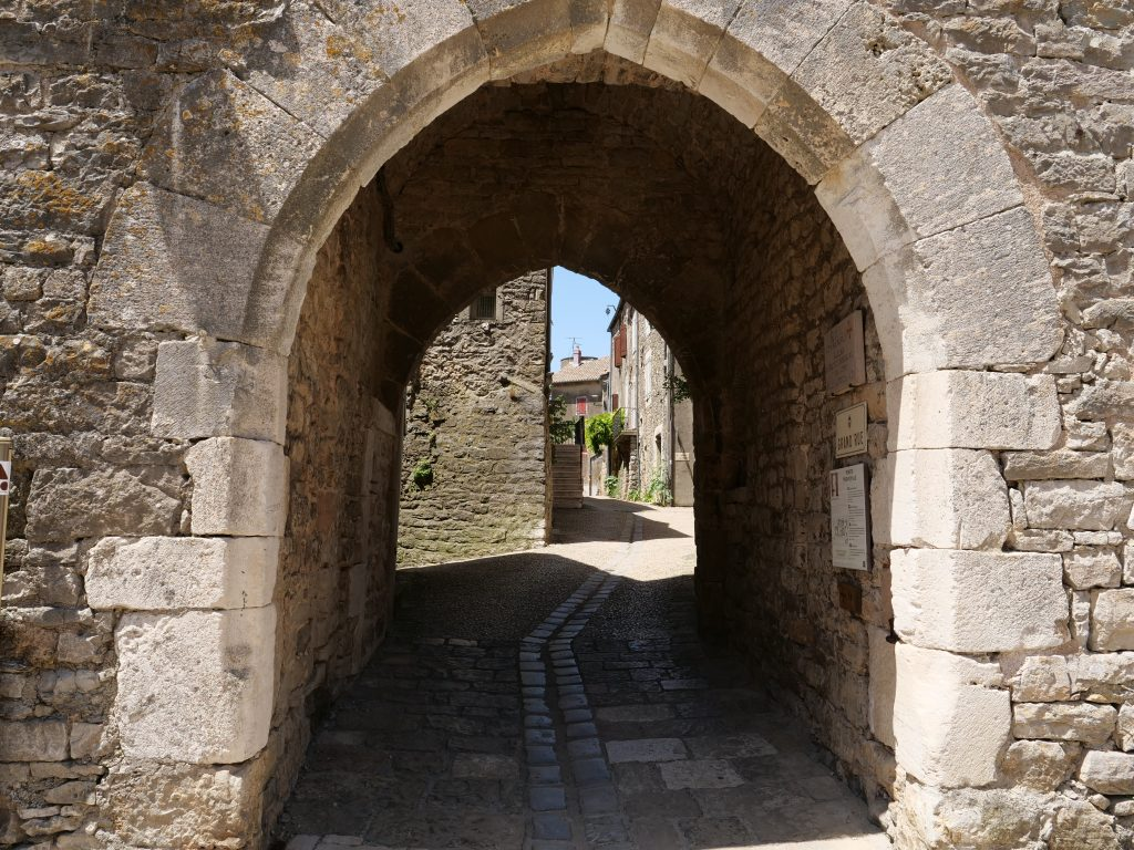Ruelles de Sainte Eulalie de Cernon