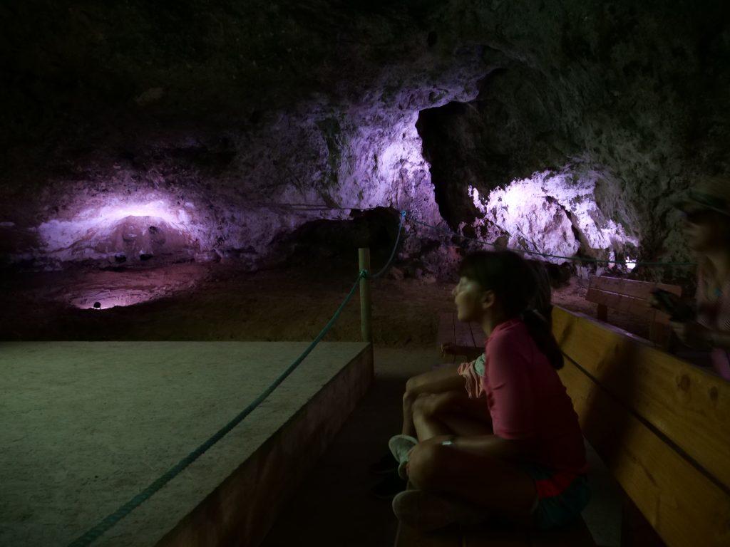 Cité de Pierres, grotte.
