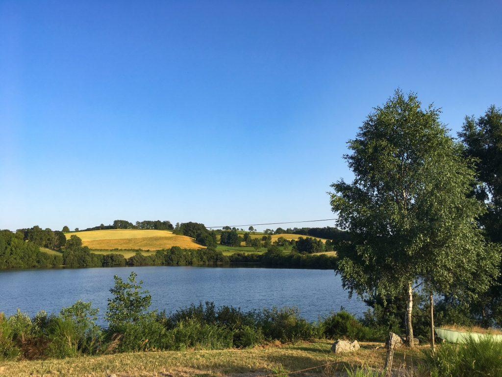 Aveyron en famille - Lac de Galens