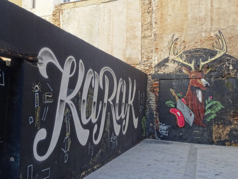 Valence street art