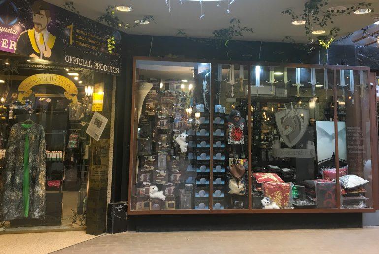 Harry Potter à Barcelone